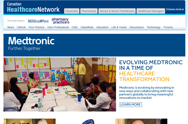 Medtronic Education