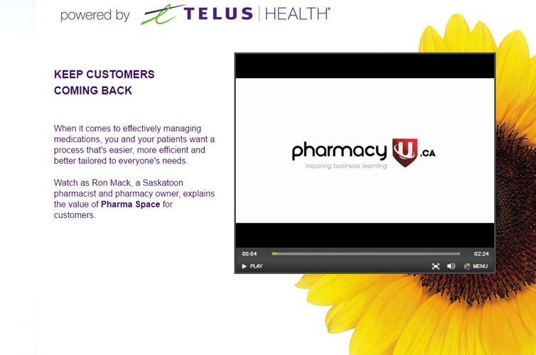 Telus Health – For Canadian Healthcare Network